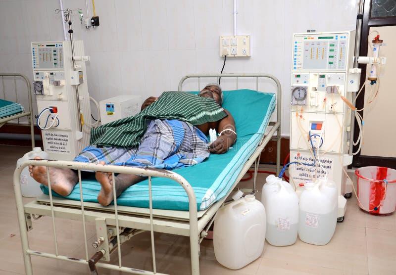 dialyse stock foto's