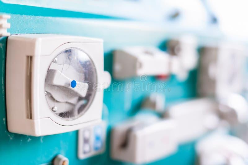 Dialysepumpe lizenzfreies stockfoto