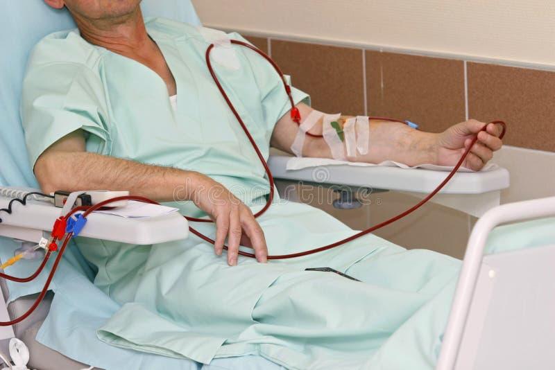 Dialysis 22 royalty free stock photo