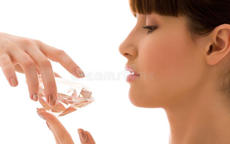 Diamant stockbild