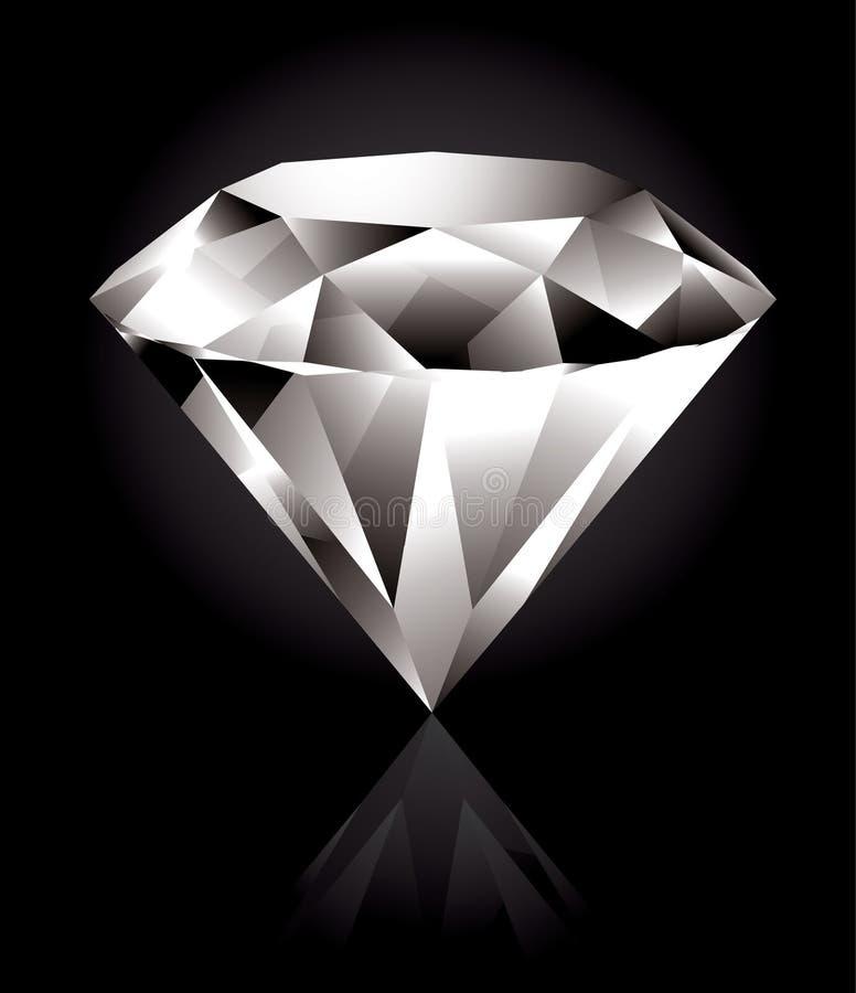 diamant arkivbild