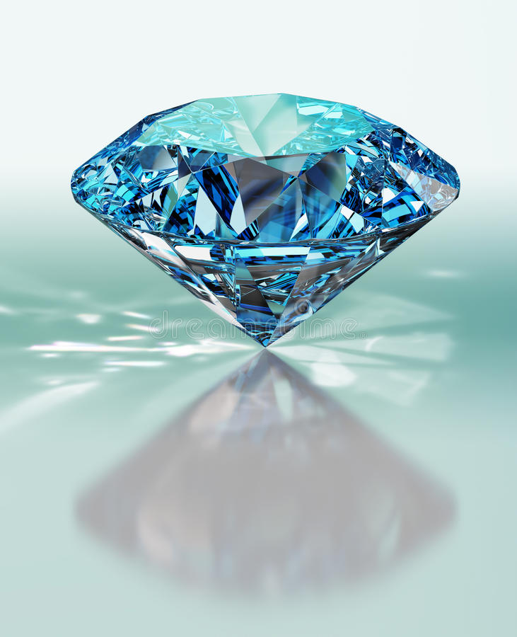 diamant stock illustrationer