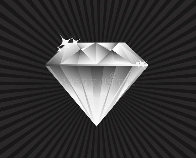 Diamant lizenzfreies stockbild