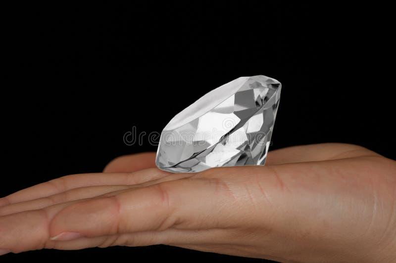 Diamant 2 photographie stock libre de droits