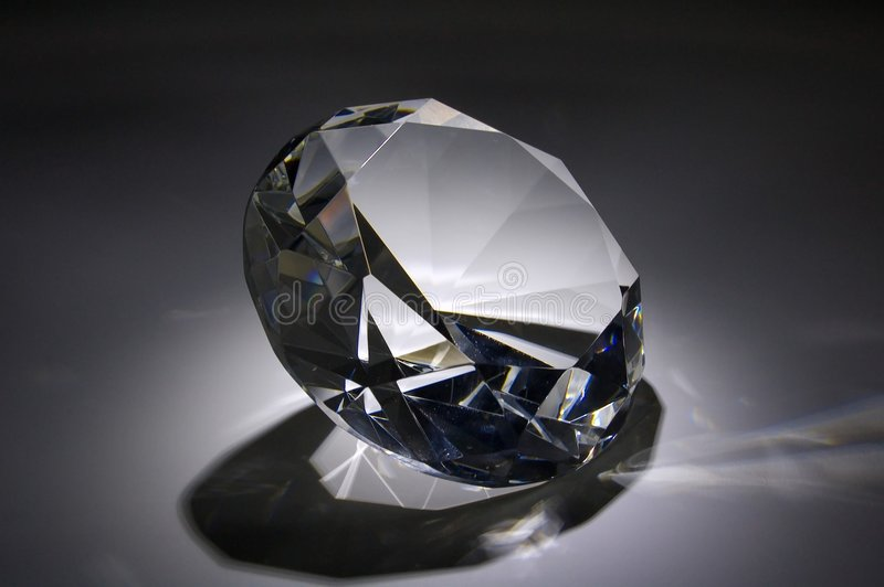 Diamant stockbild