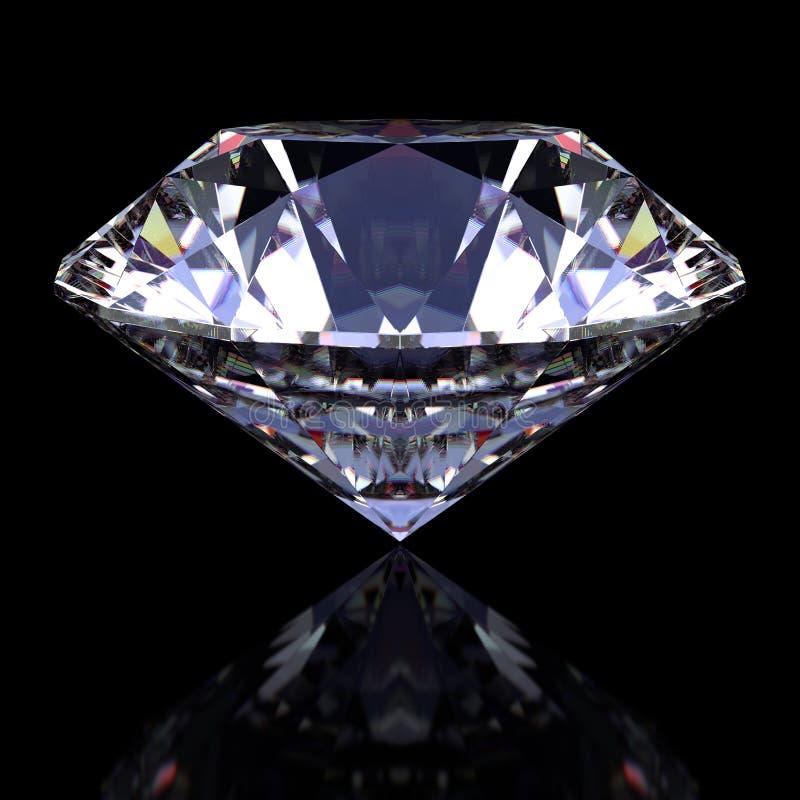Diamant vector illustratie