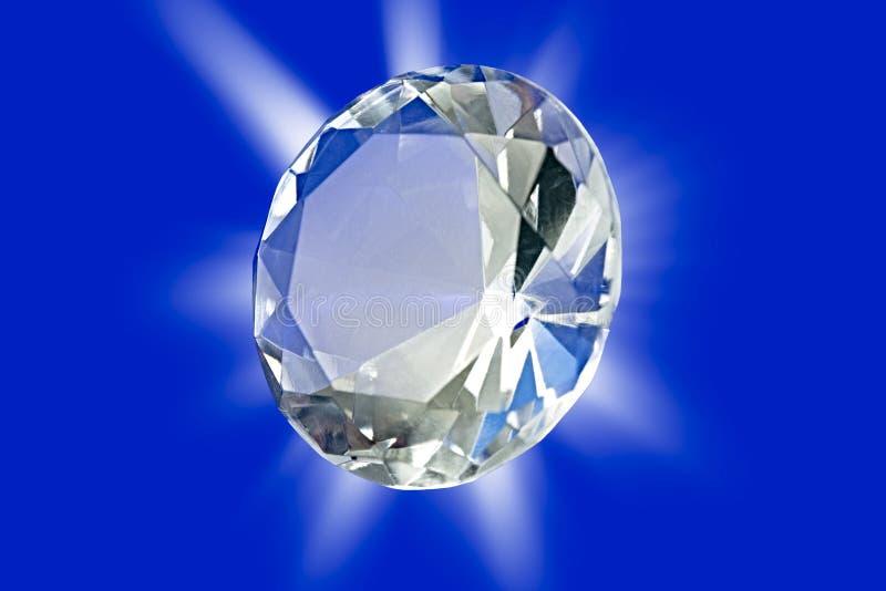 Diamant stock foto