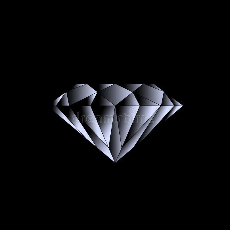 Diamant lizenzfreie stockfotos