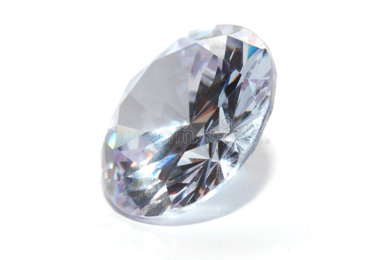 Diamant lizenzfreies stockfoto