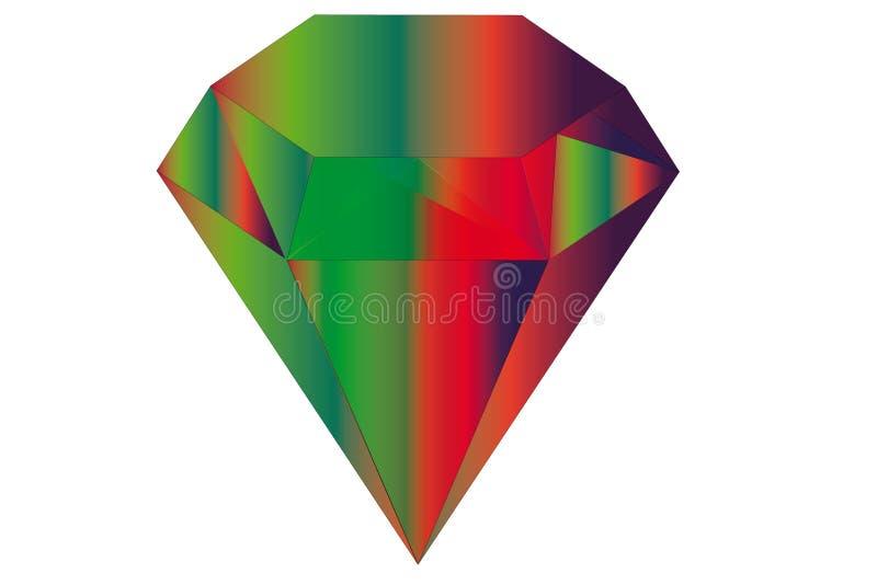 Diamant photo stock