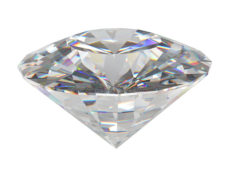 diamant stock illustrationer