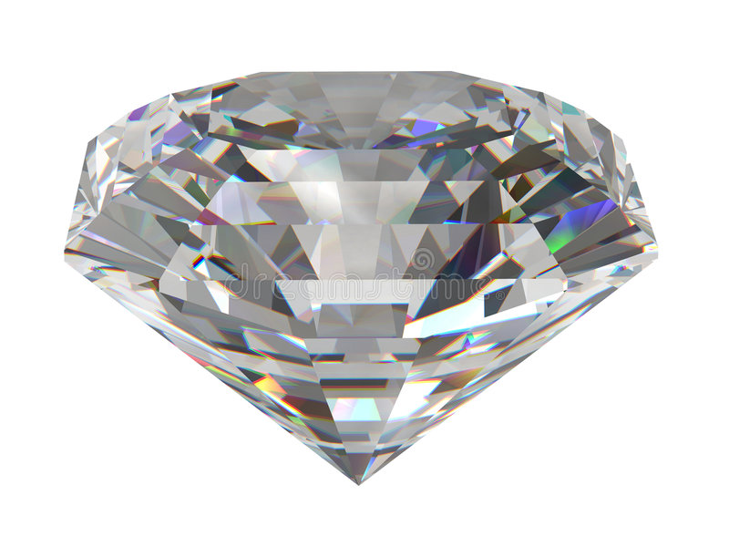 diamant royaltyfria foton