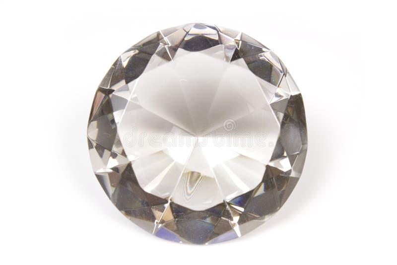diamant facetté photos libres de droits