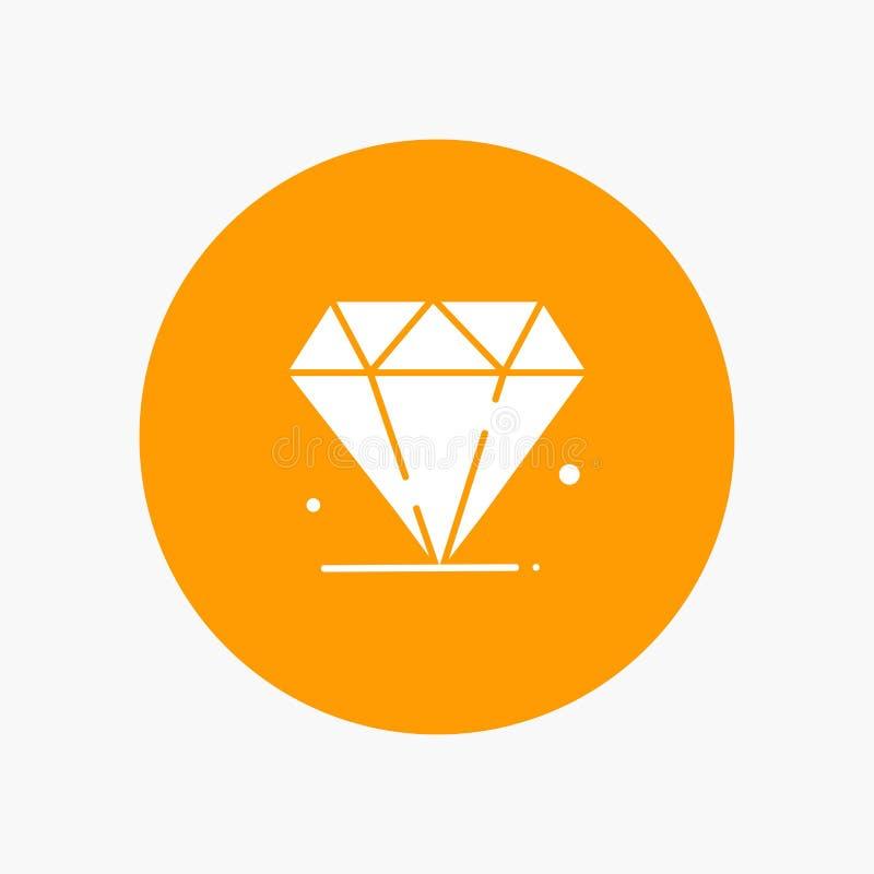 Diamant, Juweel, Madrigaal royalty-vrije illustratie