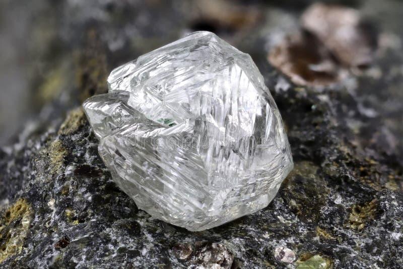 Diamant naturel images libres de droits