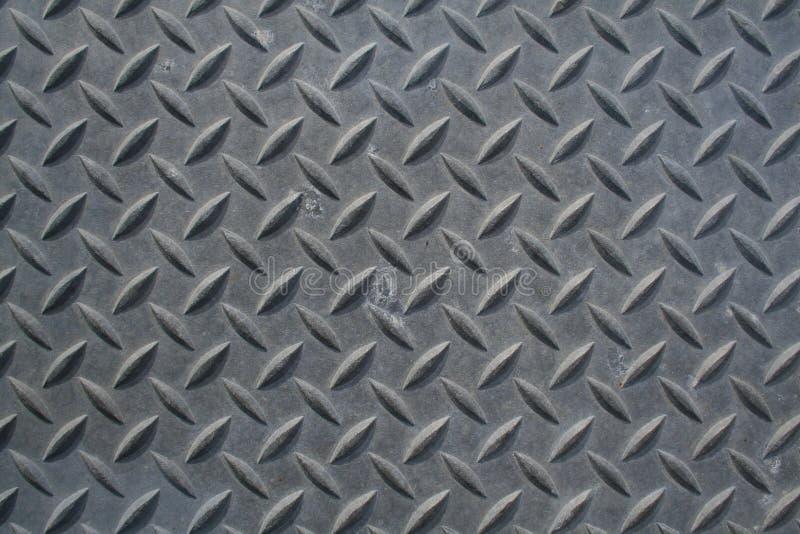 Diamant-Platte stockbild