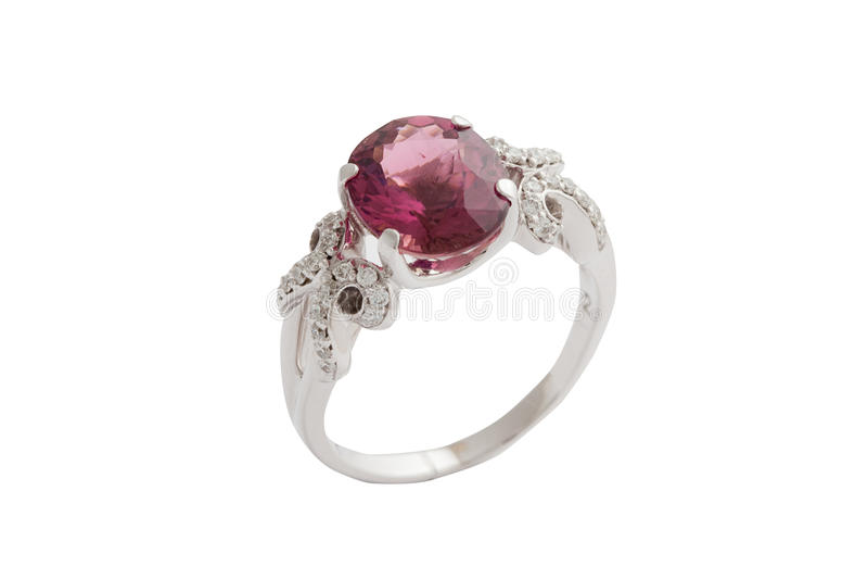 Diamantcirkel royaltyfria foton