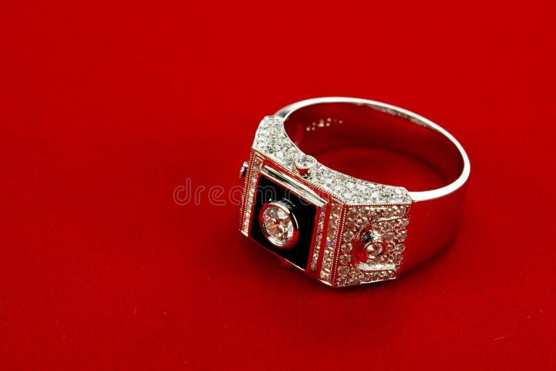 diamantcirkel royaltyfria bilder