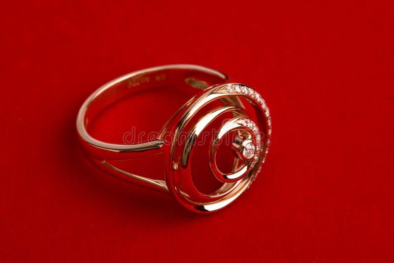 diamantcirkel arkivfoton