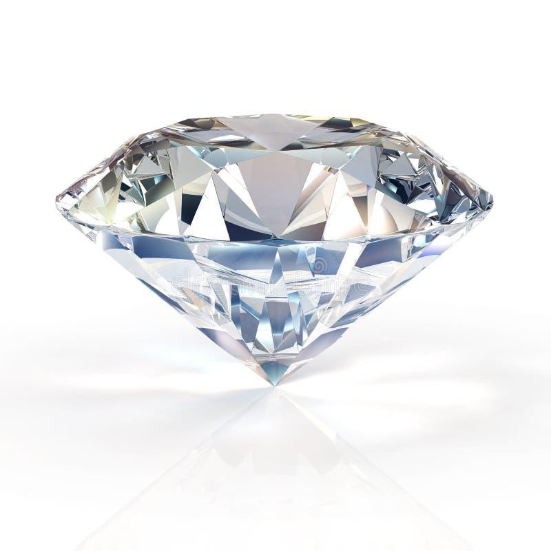 Diamante ilustración del vector