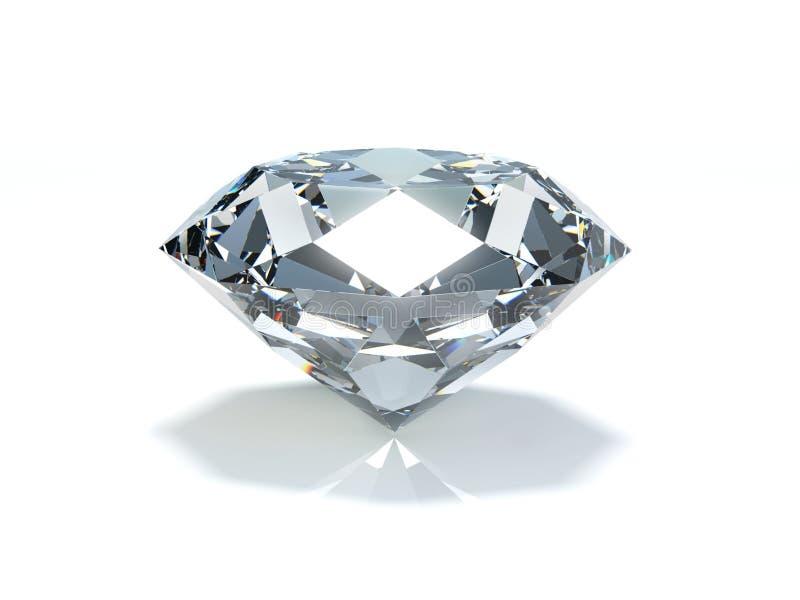Diamante ilustração stock