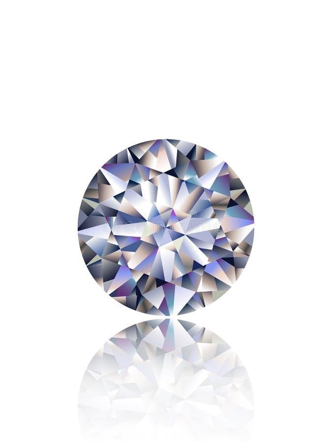 Diamante illustrazione di stock