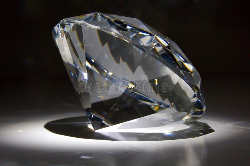 Diamante foto de stock