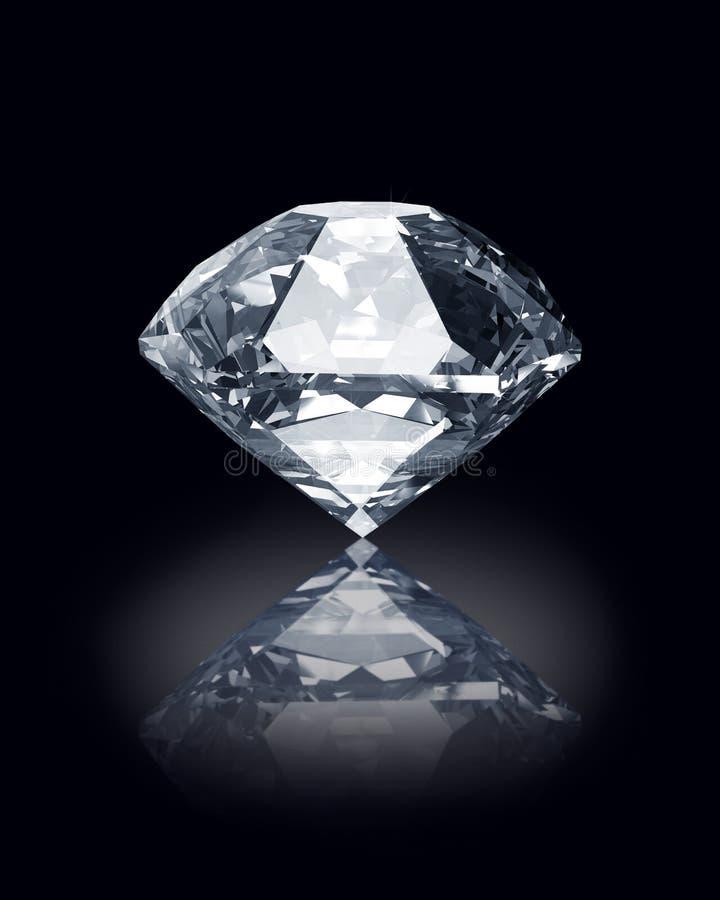 Diamante illustrazione vettoriale