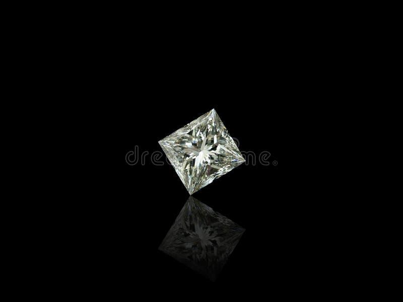 Diamante de la princesa imagenes de archivo