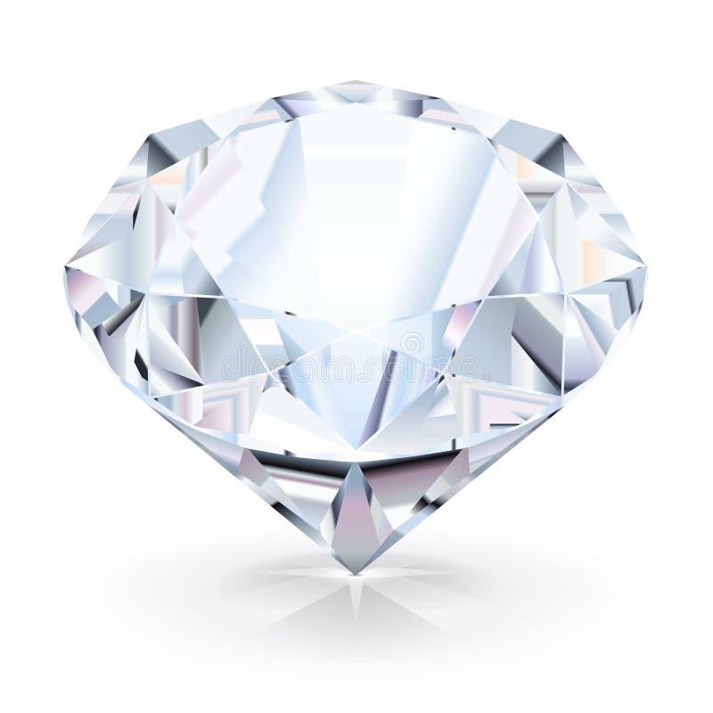 Diamante di vettore royalty illustrazione gratis