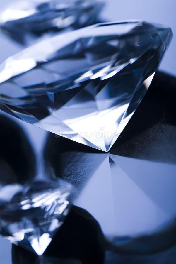 Diamante enorme imagem de stock royalty free