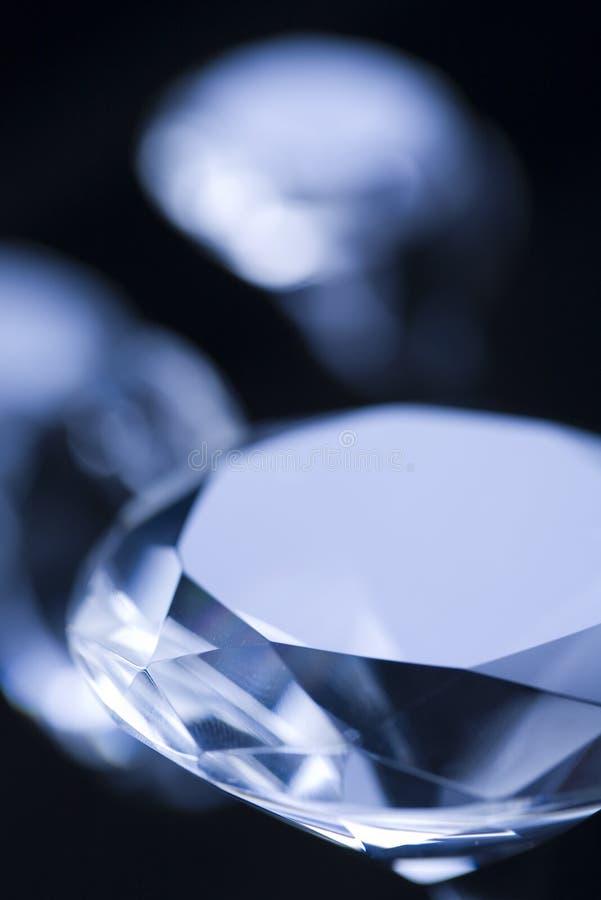 Diamante enorme imagem de stock