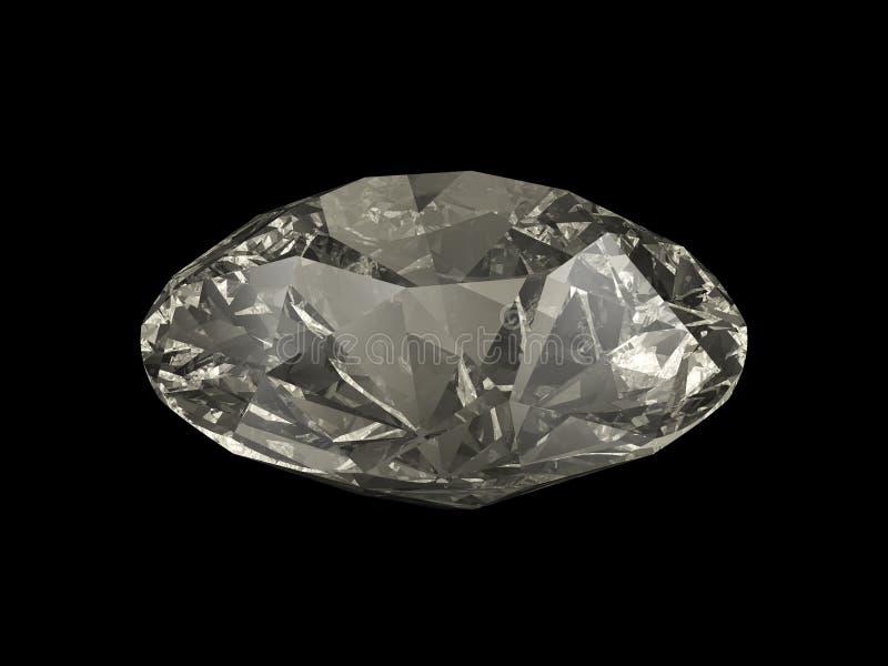 Diamante grande imagen de archivo