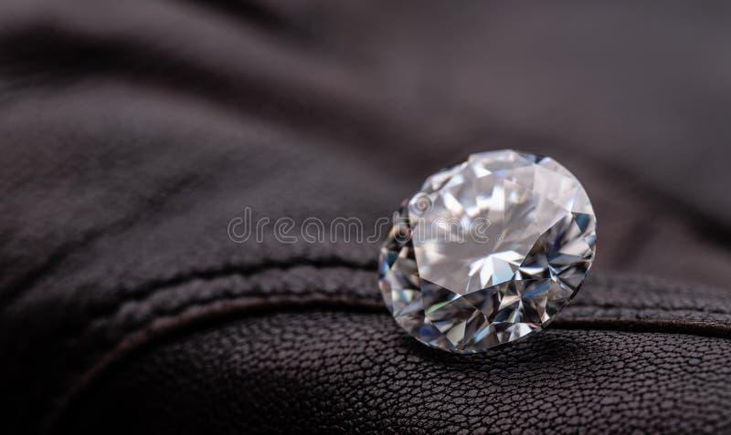 Diamante grande imagem de stock royalty free