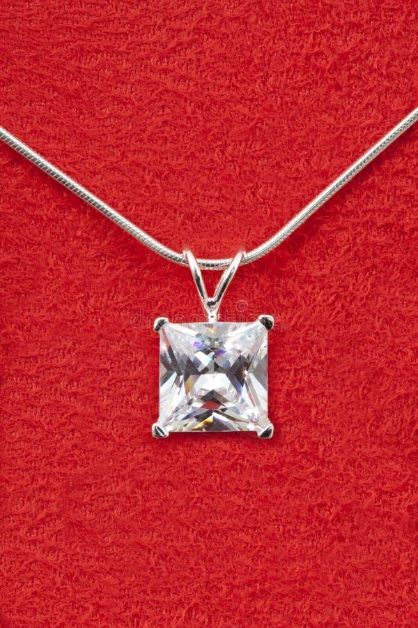 Diamante lucido immagini stock