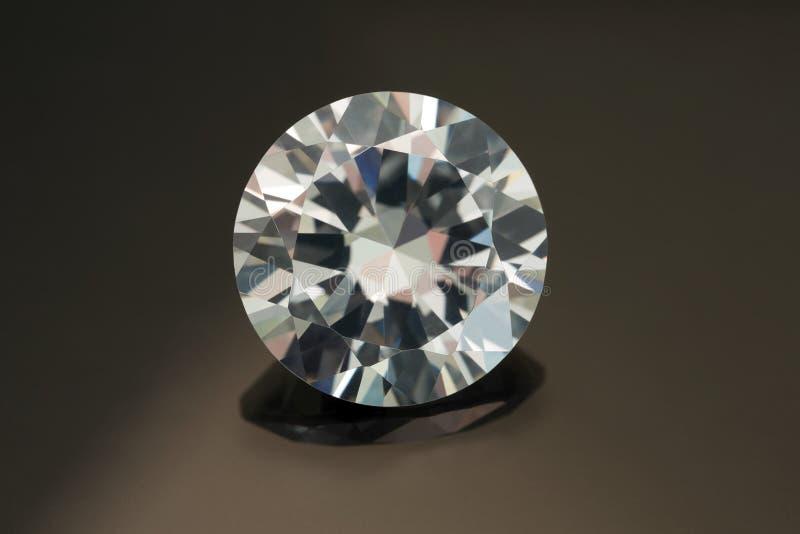 Diamante magnífico foto de stock