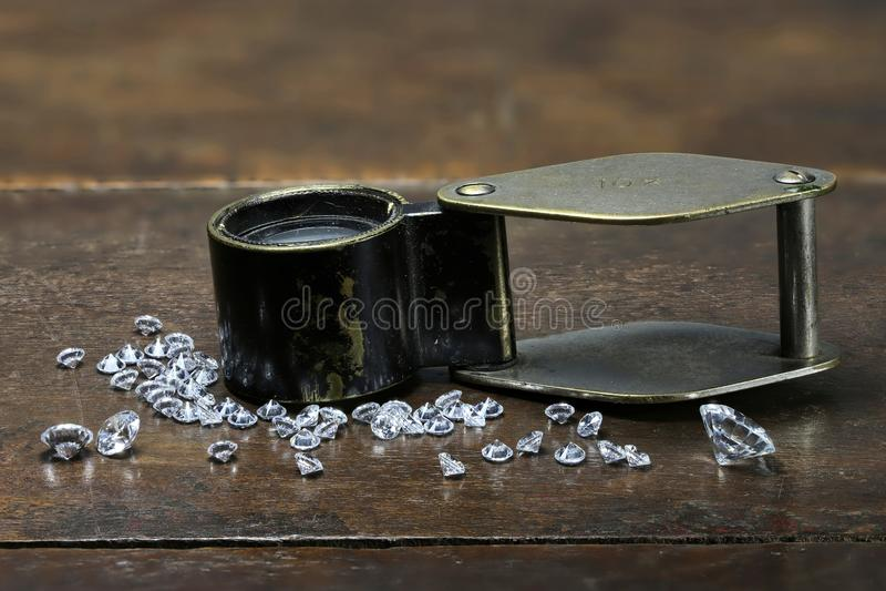 Diamanten lizenzfreies stockfoto
