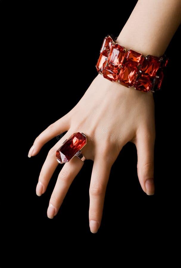 ?Diamanten sind die besten Freunde eines Mädchens? stockfotografie
