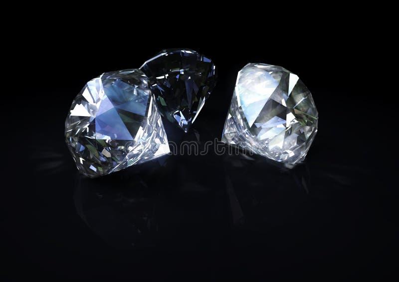 Diamantes Imagen de archivo