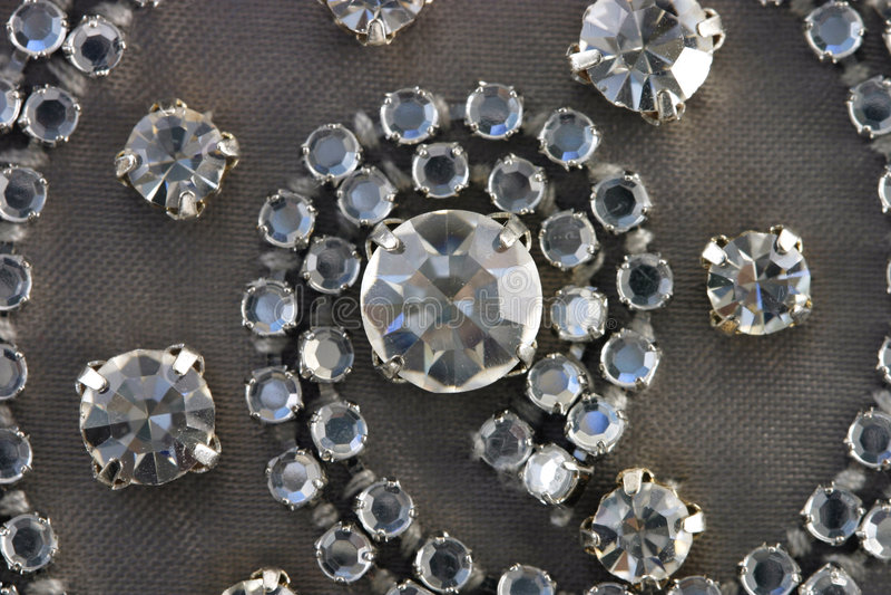 Diamantes fotografia de stock