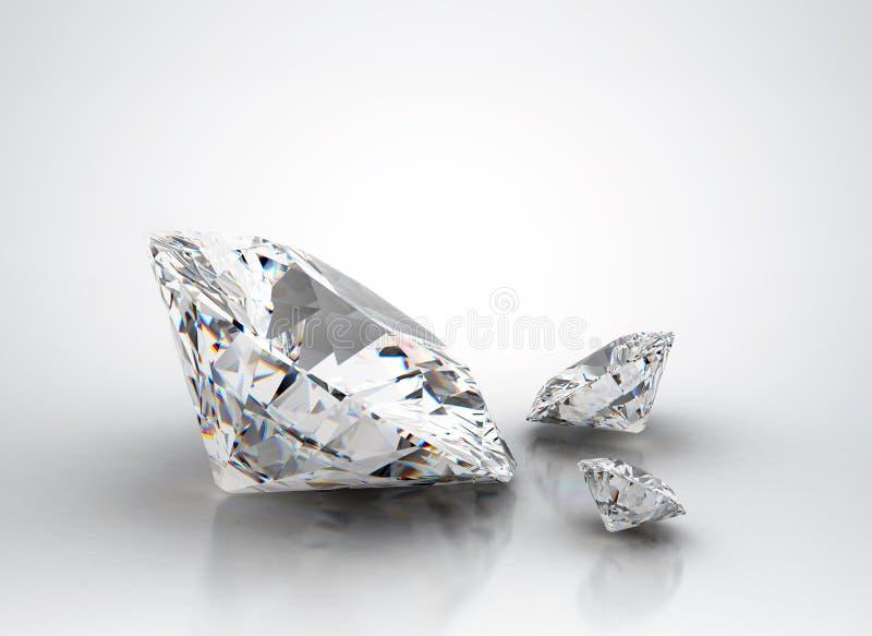 Diamantes imagen de archivo libre de regalías