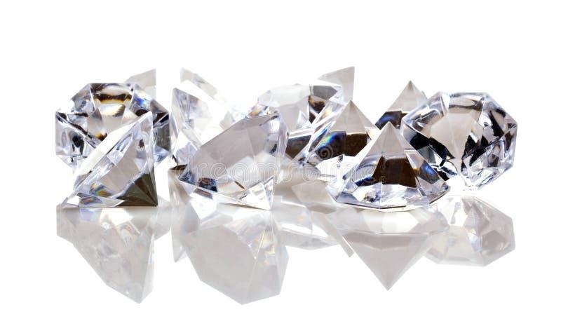 Diamantes fotos de stock royalty free