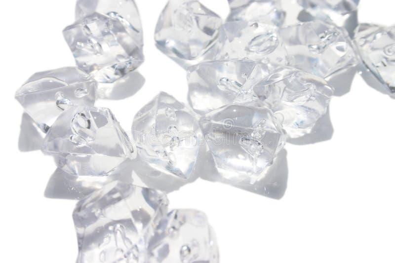 Diamantes do gelo foto de stock royalty free
