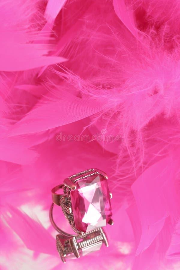 Diamantes glamoroso fotografia de stock royalty free