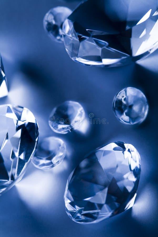 Diamantes - piedras preciosas - joyas fotos de archivo libres de regalías