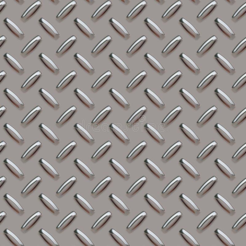 diamantgreyplatta stock illustrationer