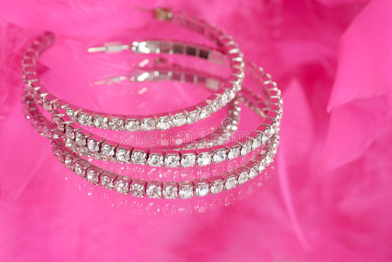 Diamanti affascinanti fotografia stock