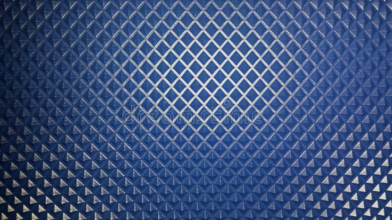 Diamanti blu immagini stock