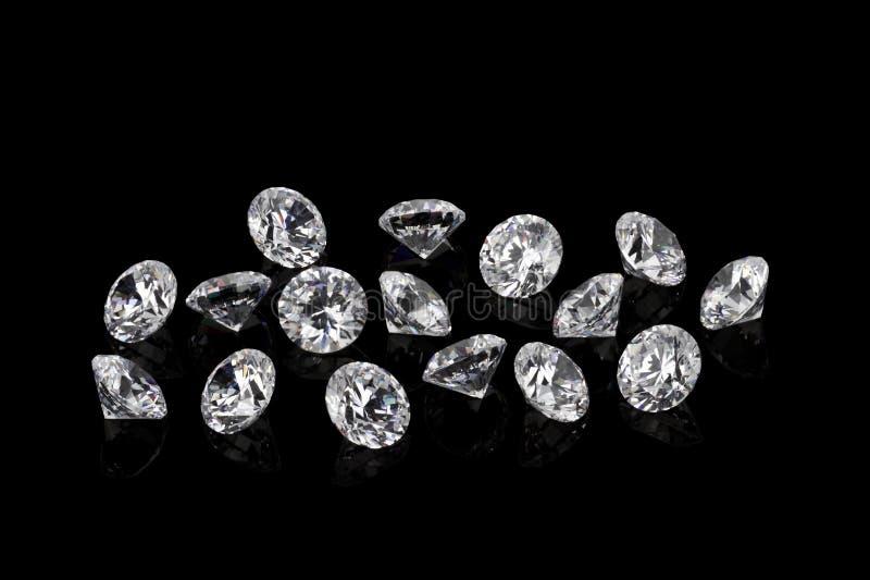 Diamanti di lusso immagine stock libera da diritti