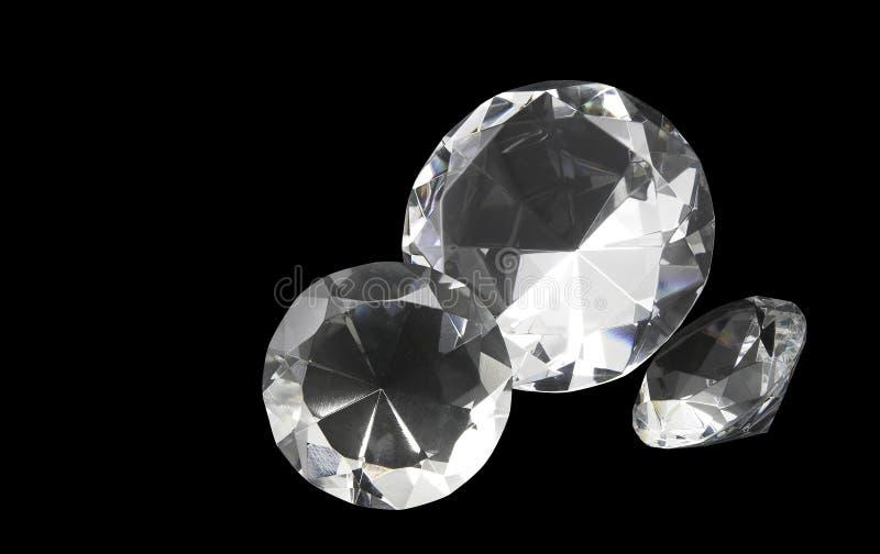 Diamanti per sempre immagine stock